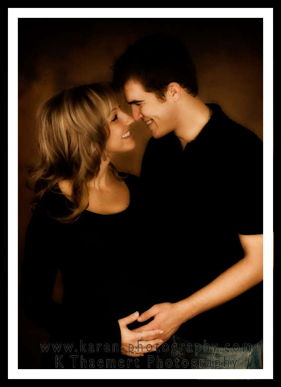 Expecting Baby Maternity Photography in St Charles Missouri