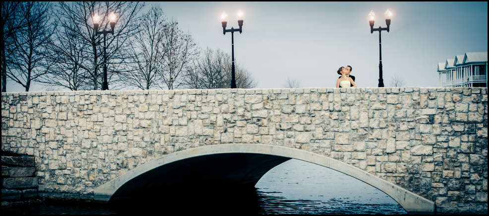 St Charles Wedding Photographers in New Town St Charles, MO