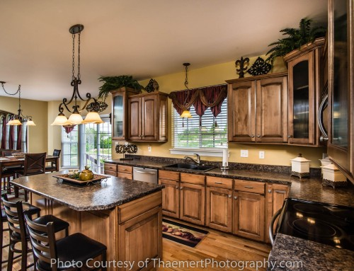 Best St Charles Real Estate Photographer – kitchens