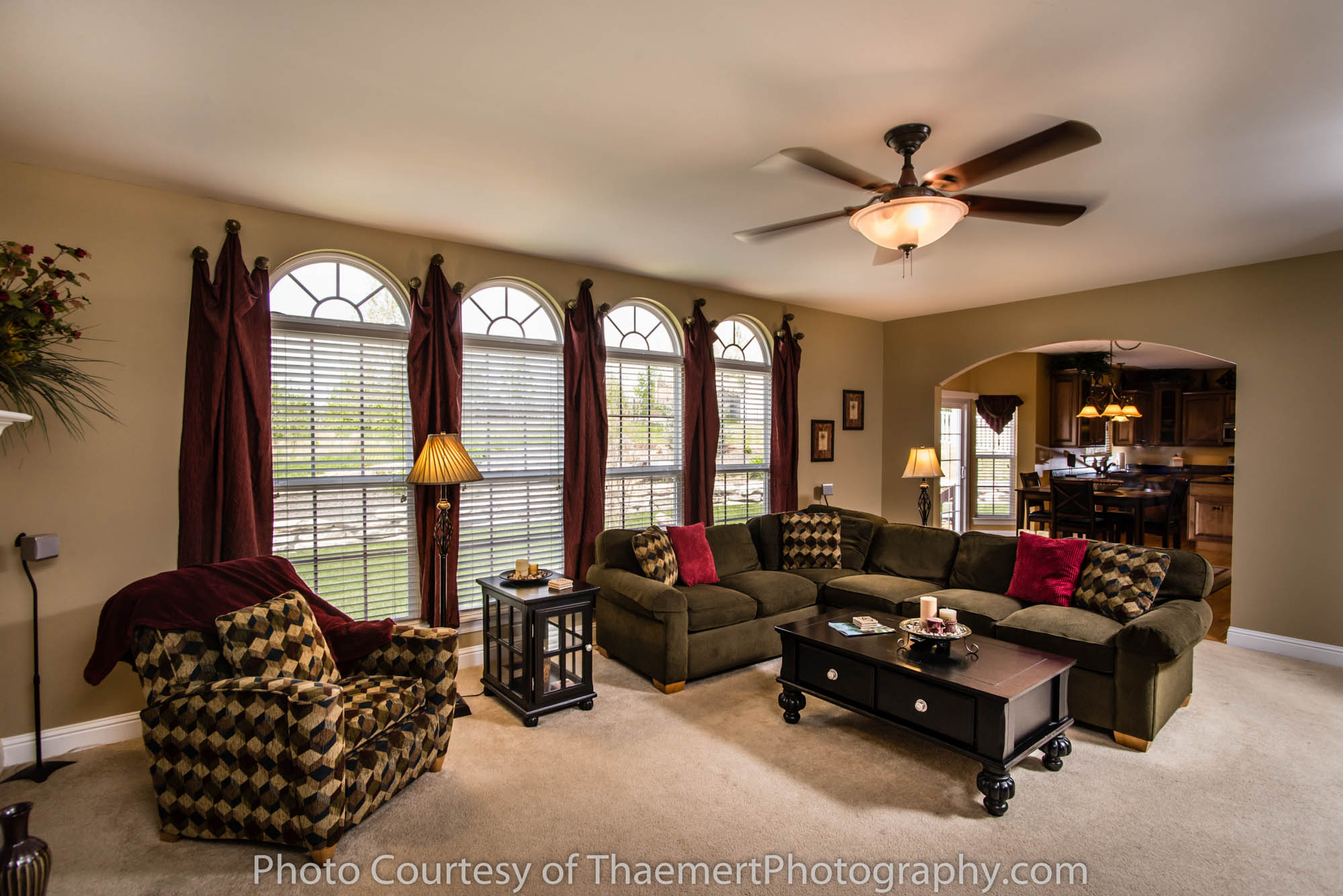 Amazing Cottleville home by St Charles Real Estate Photographer
