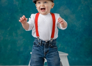 1 Year Old Baby Photographer