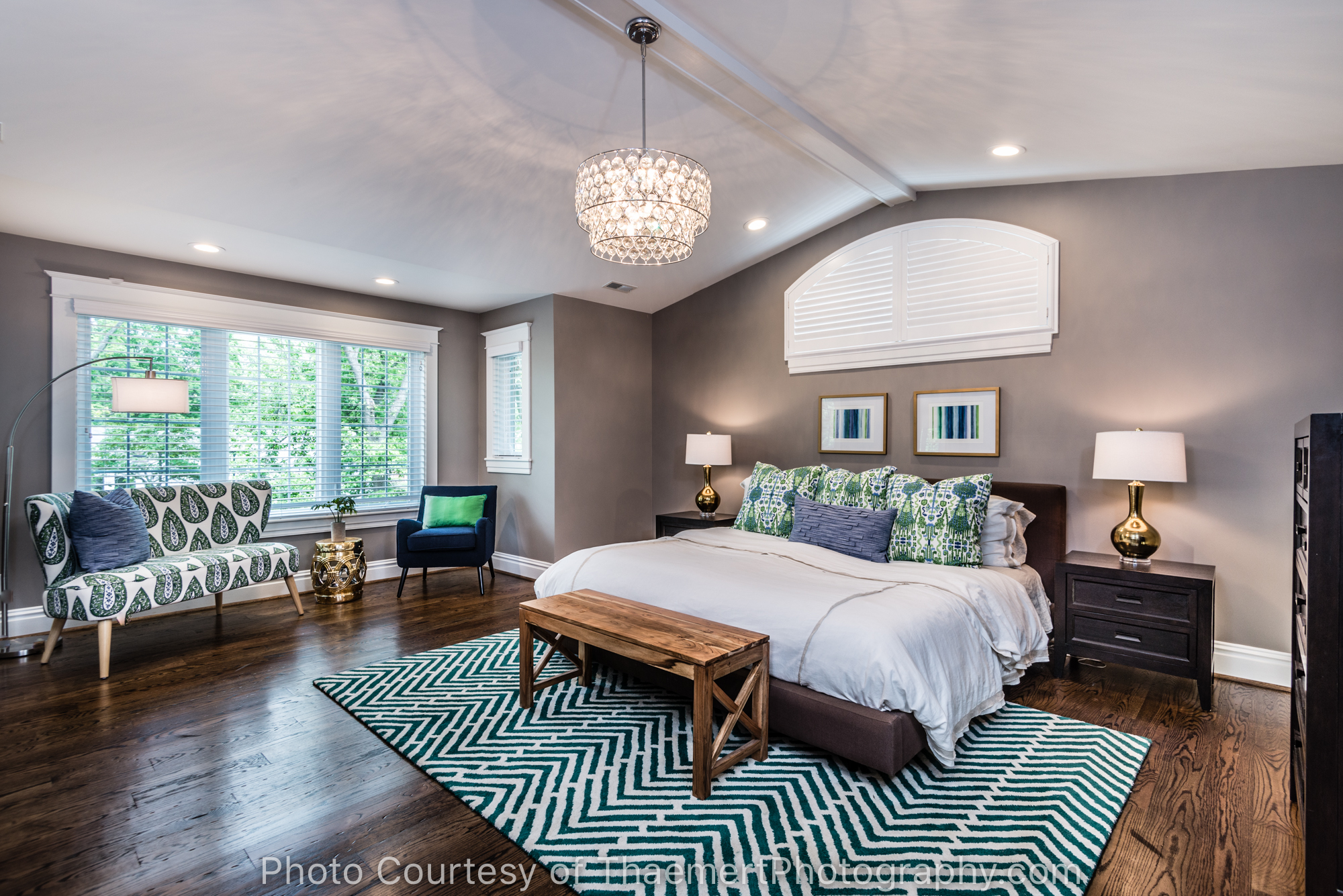 Best St Louis Real Estate photographer in Webster Groves