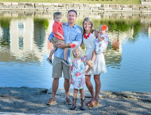 Spring family photo shoot – St Charles Photographer