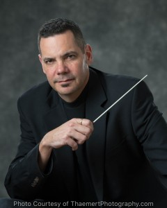 Band Director Professional Head Shot