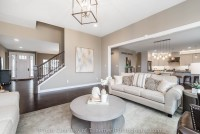 Beautiful Living Room Staging photo for St Louis Real Estate Photographer