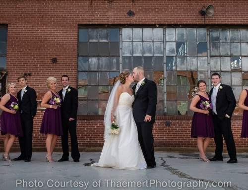 Emily & Drew {St Charles Wedding Photographer}