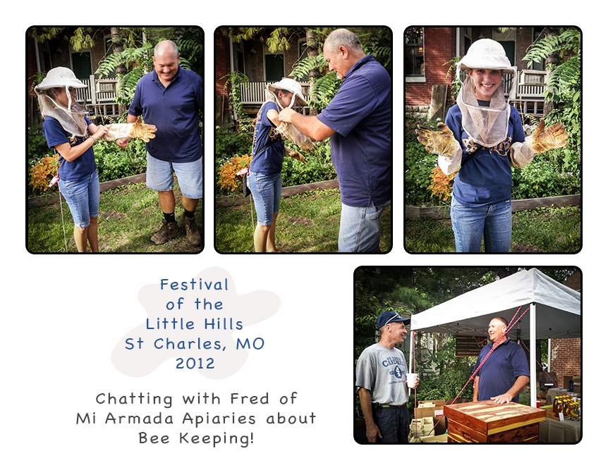Mi Armada Apiaries at the Festival of the Little Hills by St Charles Photographer