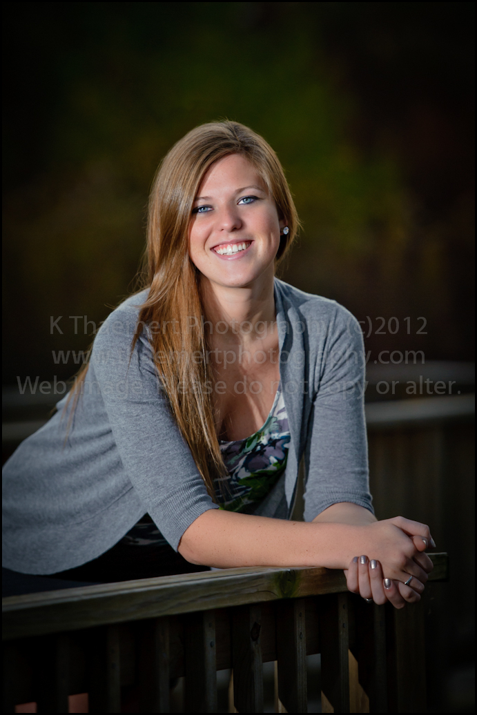 St Charles High School Senior Pictures