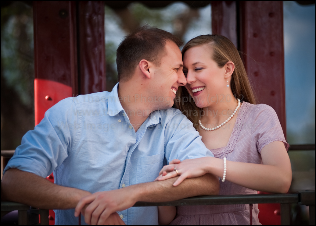 St Charles engagement Photography