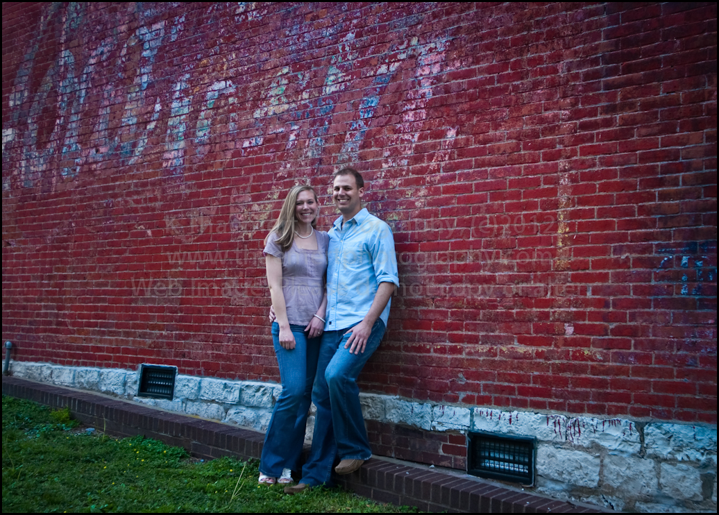 Engagement Photos in St Charles