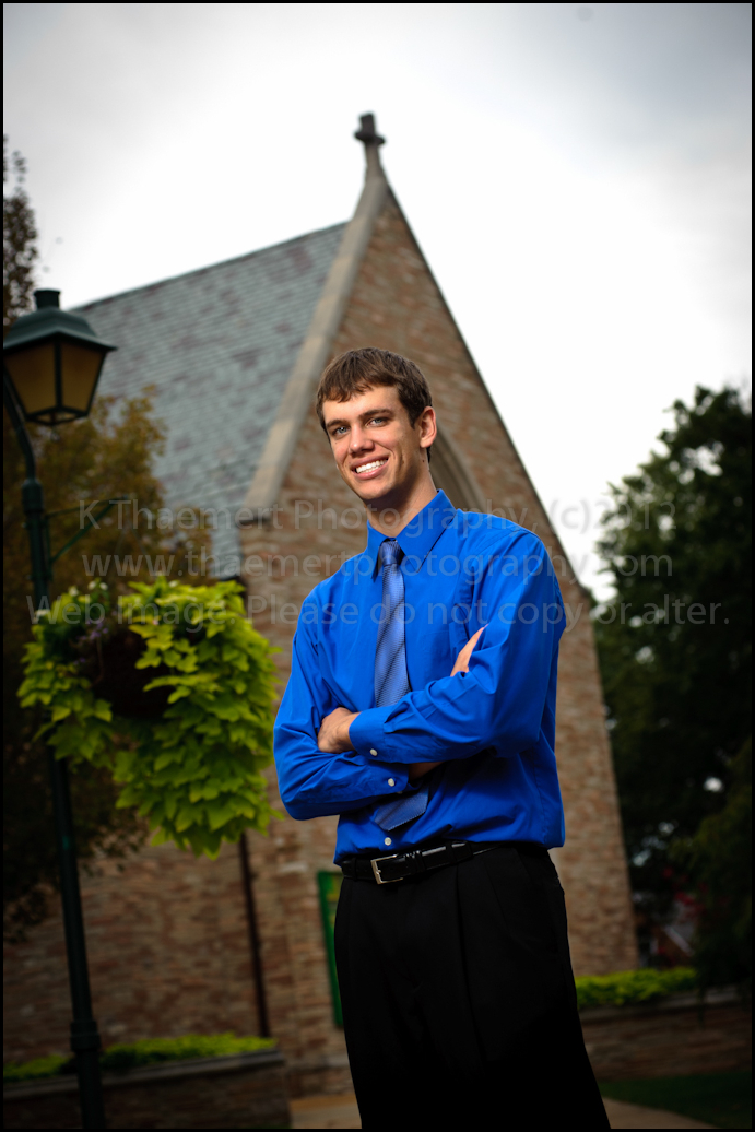 Clayton Senior Photographer