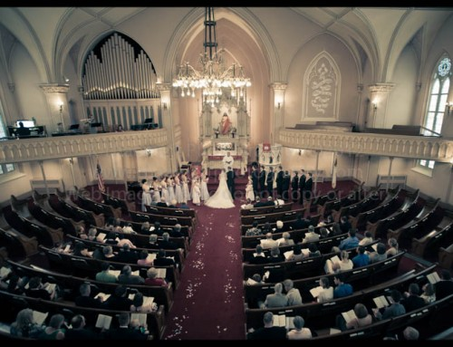Beautiful Wedding Photography in St Louis