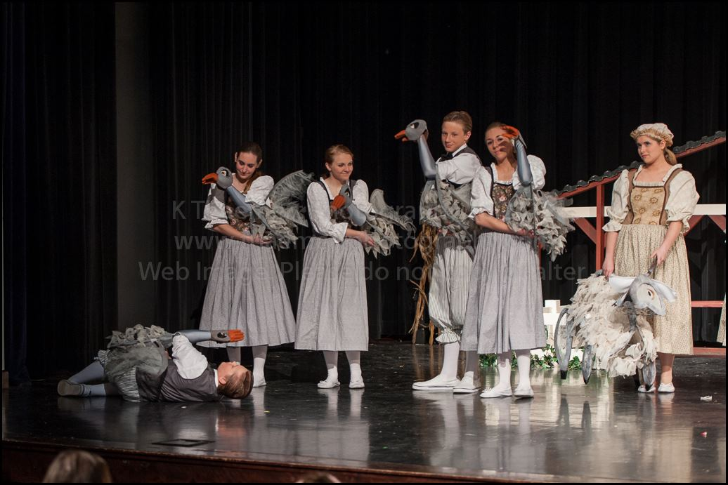St Charles High School Photographer for Stage Productions