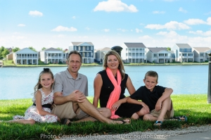New Town St Charles Family Photography