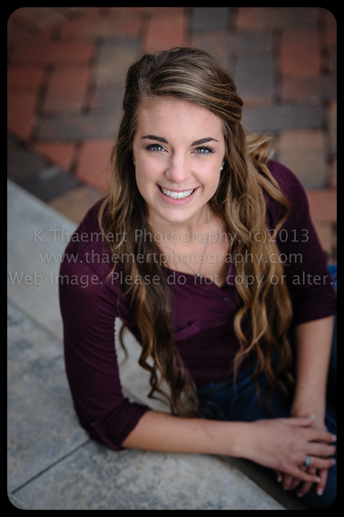 St Charles High School Senior Photography