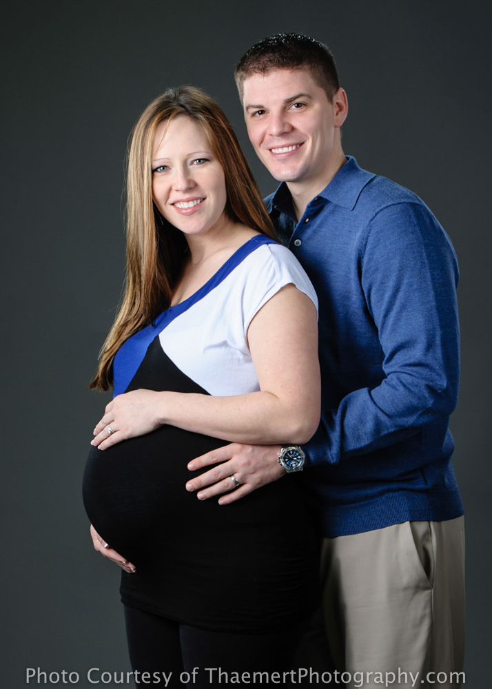 St Peters Maternity Photographer expectant dad and pregnant mom