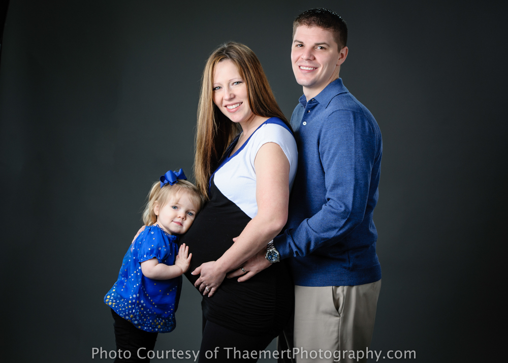 St Peters Maternity Photography Family Portrait