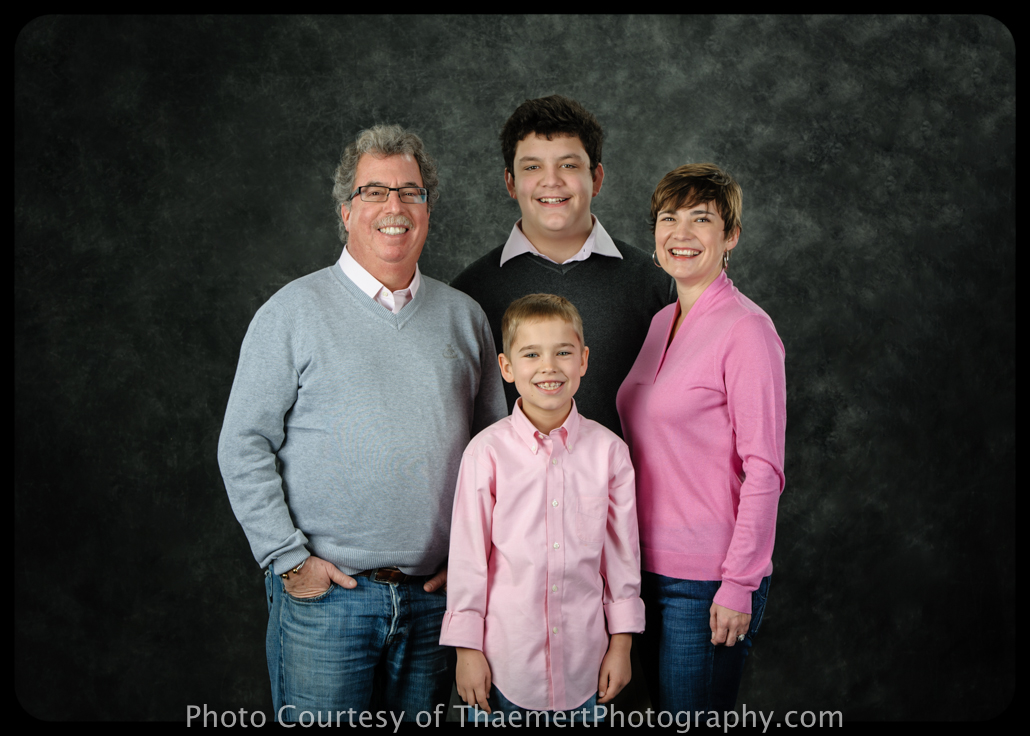 St Peters Family Photographer Studio Portraits