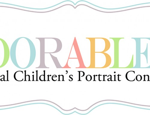 Adorable National Children's Portrait Contest {by St Peters Photographer}