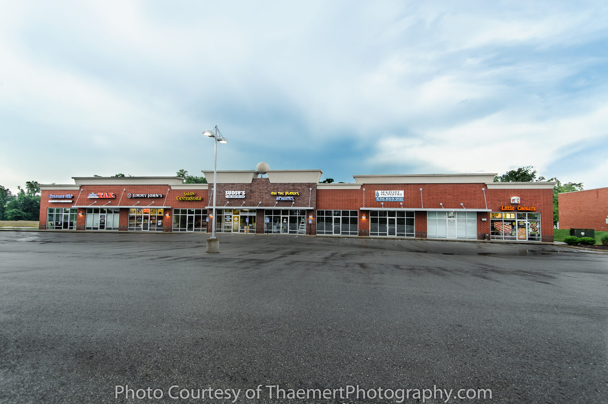 Commercial Real Estate Photographer St Charles