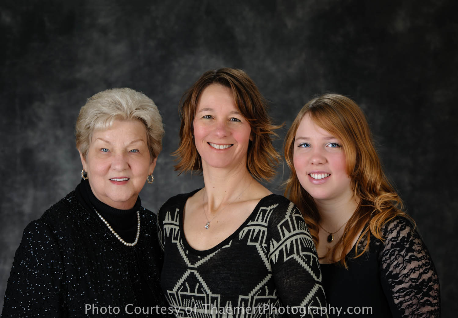 St Charles Family Portraits in the photography studio