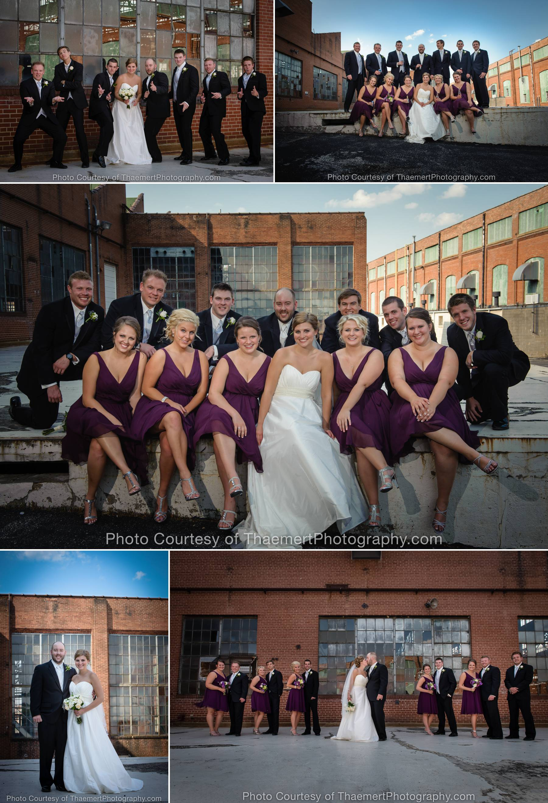 St Charles Wedding Photographer Creative Shots