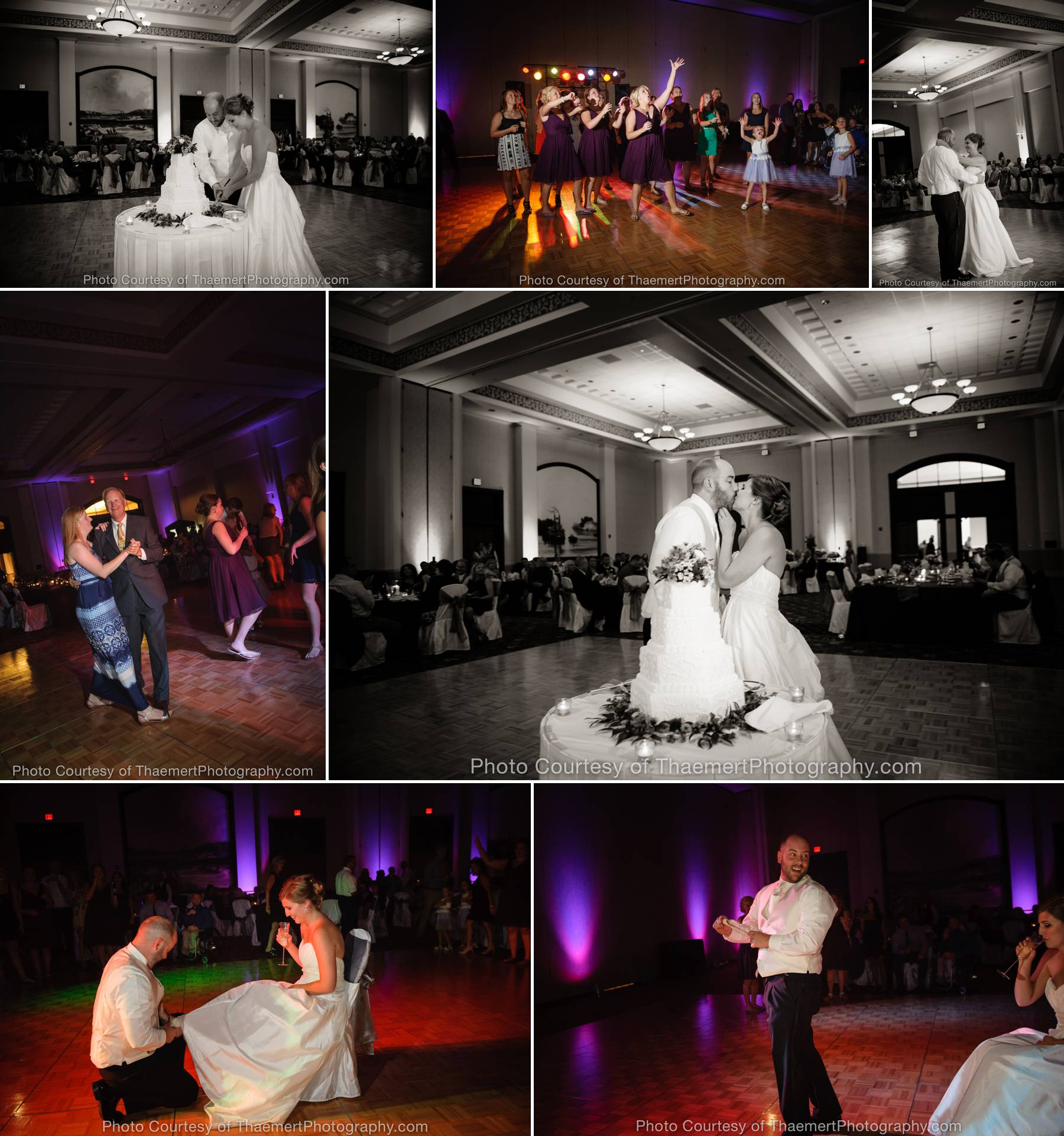 Party Fun St Charles Wedding Photographer