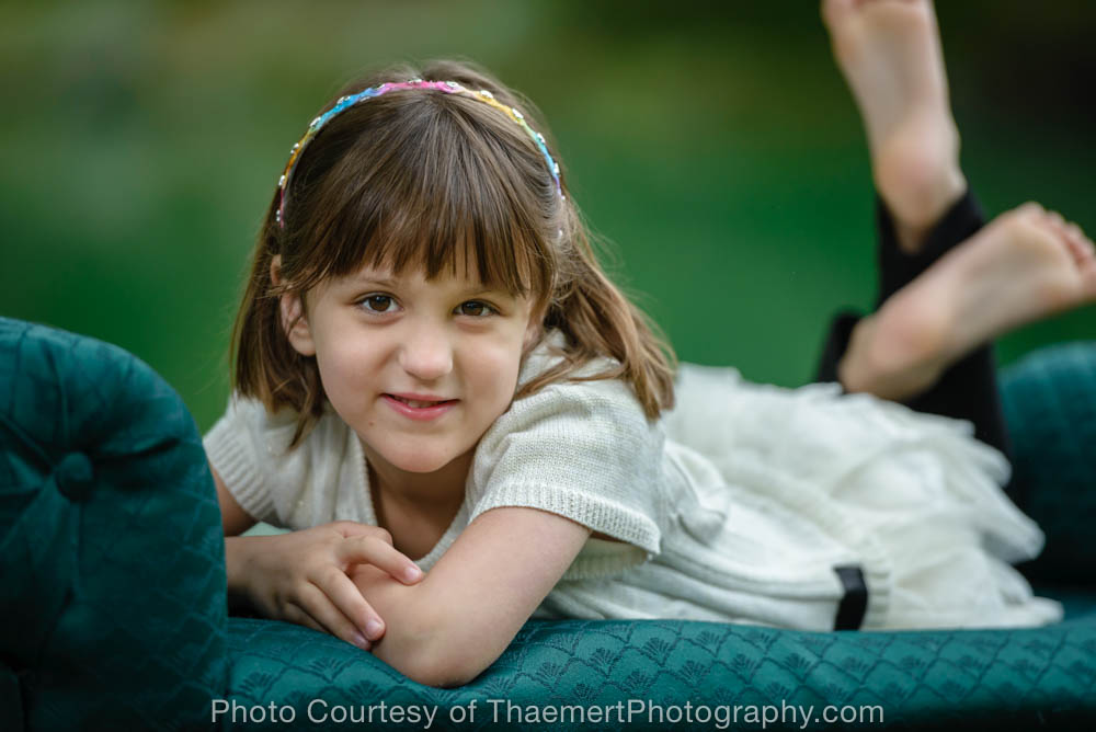Sweet little girl, St Charles Family Photographer