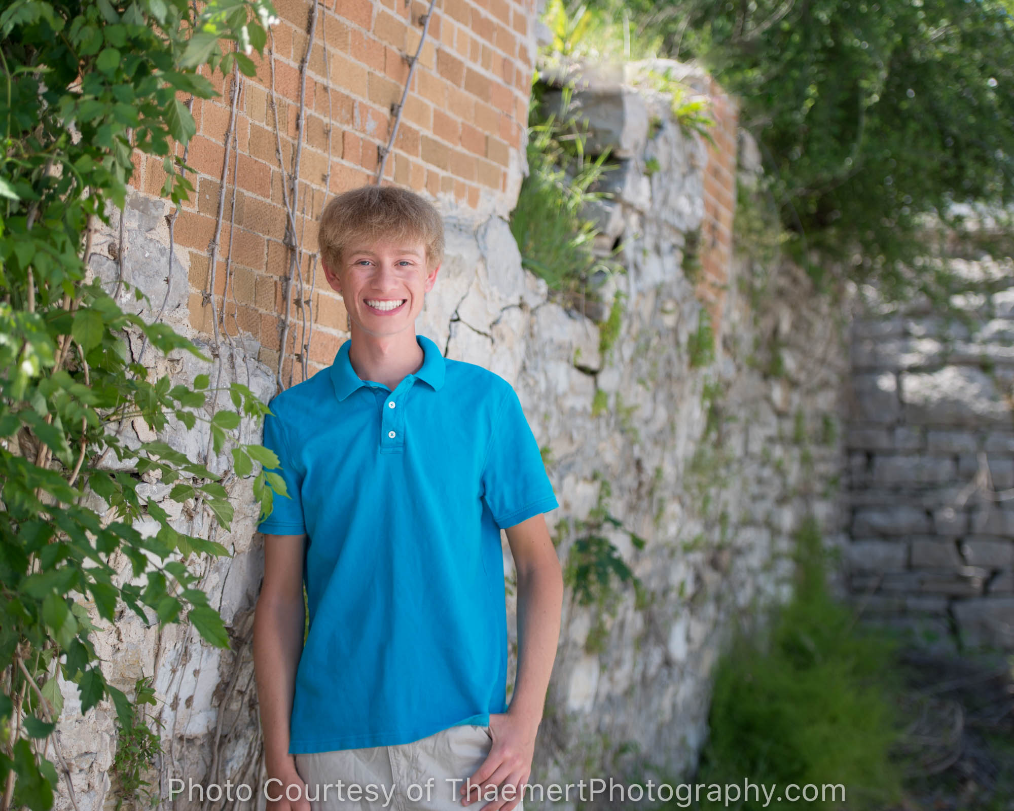 High School Senior Guy, Urban High School Senior Photography