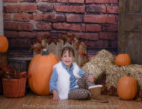 Fun Fall Photo Session St Charles Photographer