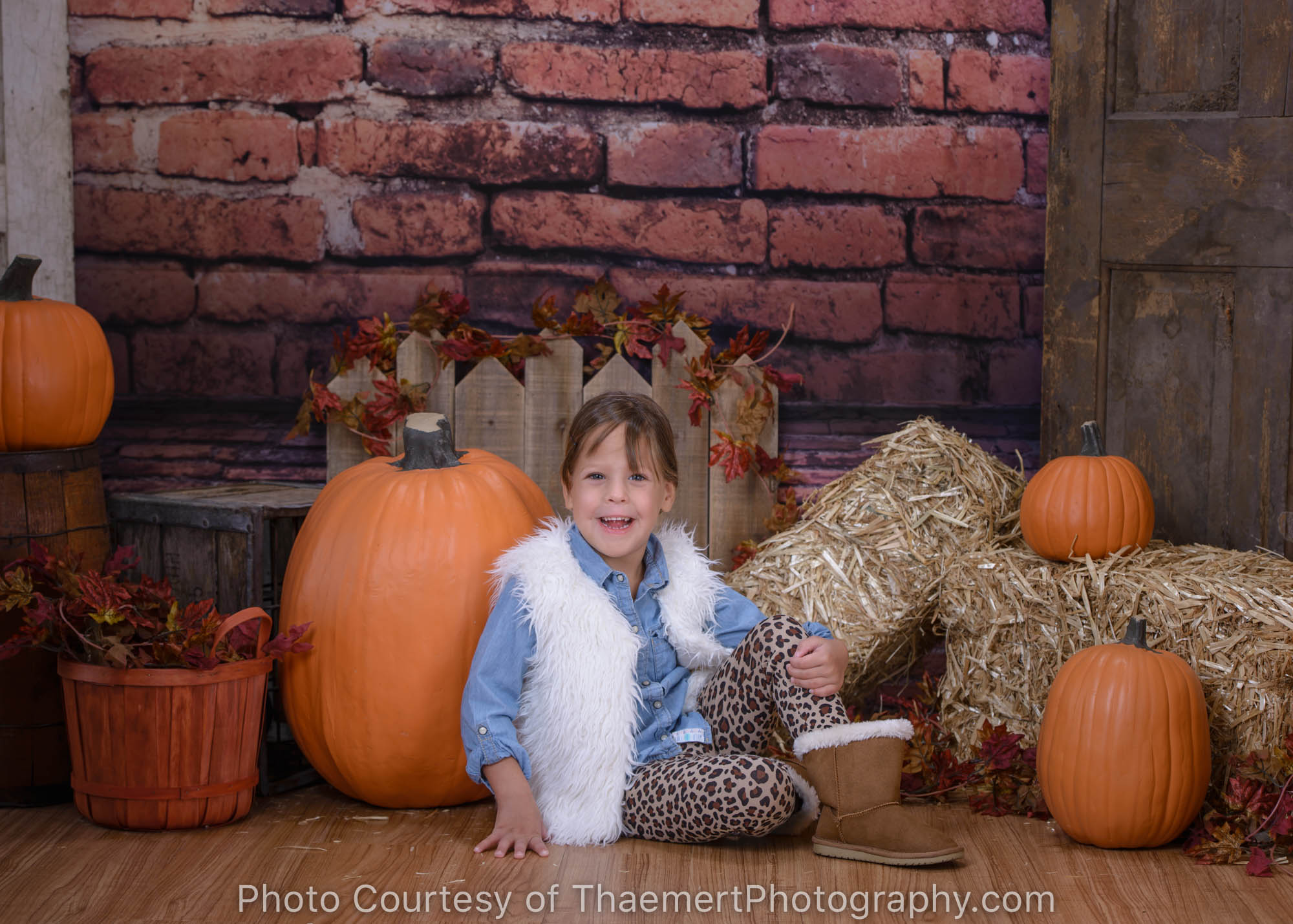 Fun Fall Photo session by St Charles Photographer
