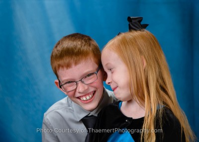 St. Charles Photographer Sibling Photos