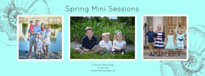 2017 Spring Mini Session Photo Shoot