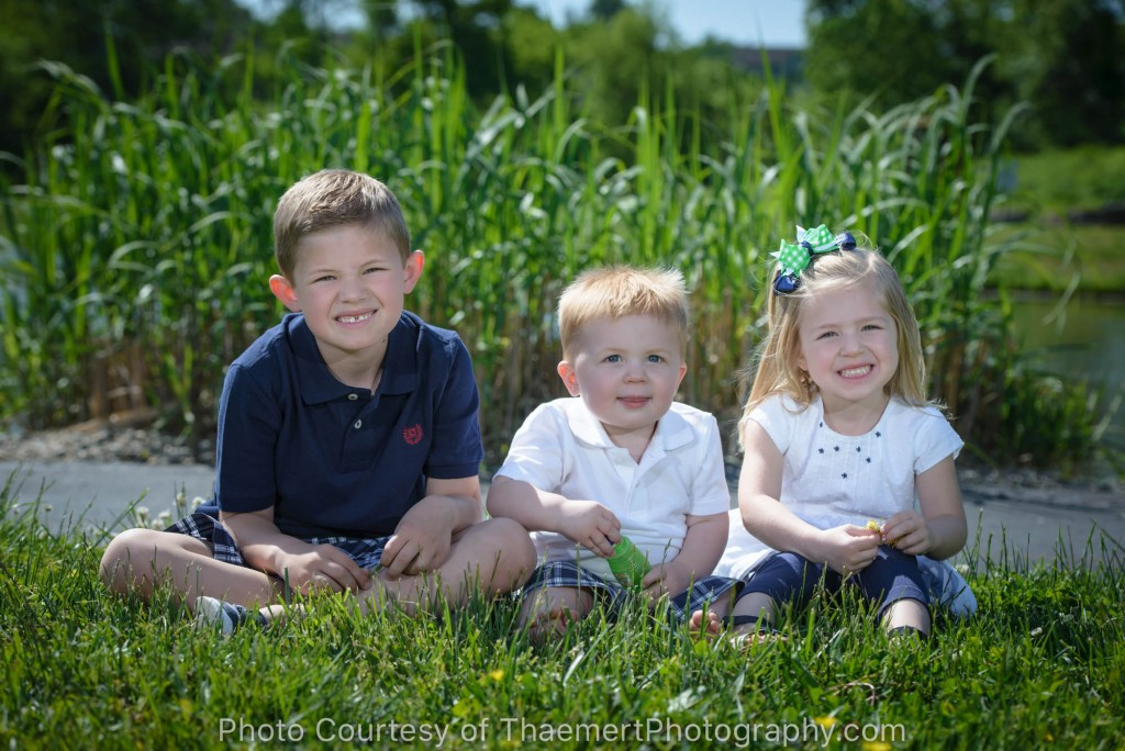 Spring children photo shoot