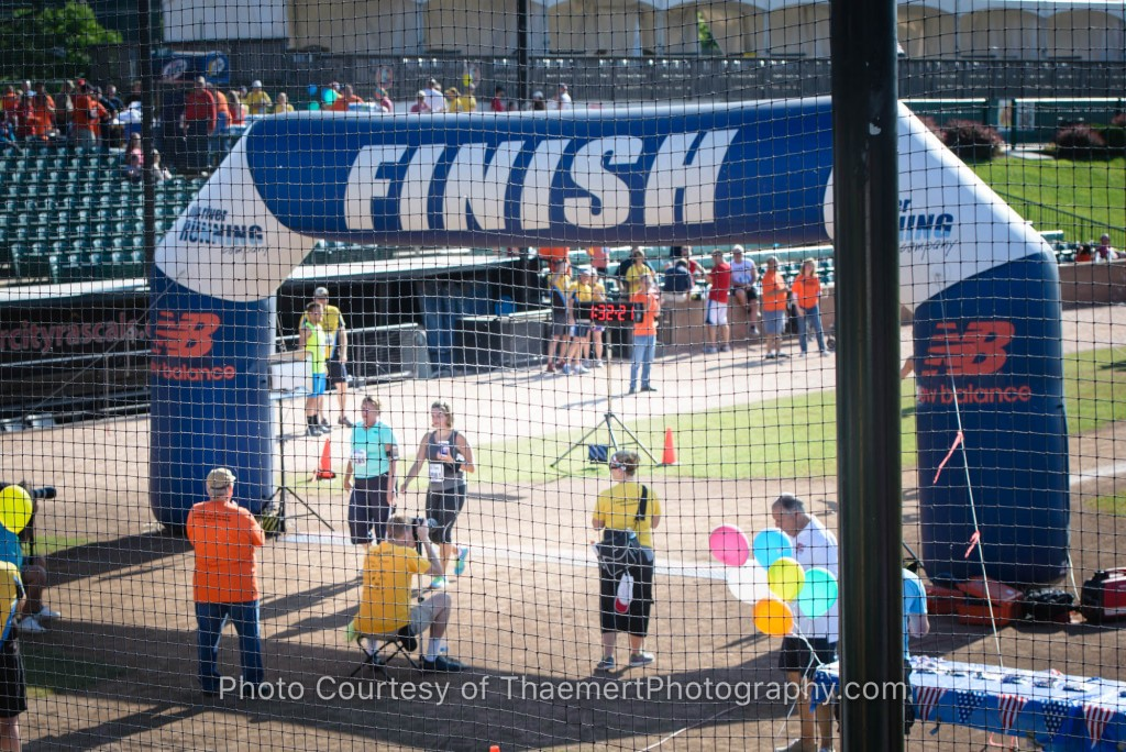 Finish Line, race, St. Charles, MO