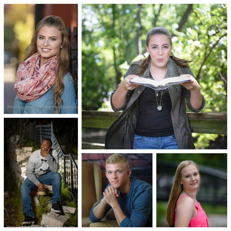 St. Charles High School Senior Photography
