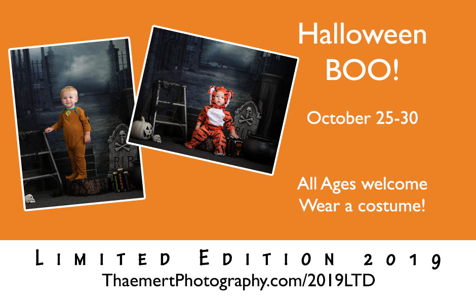 Halloween Special Set Photo Session