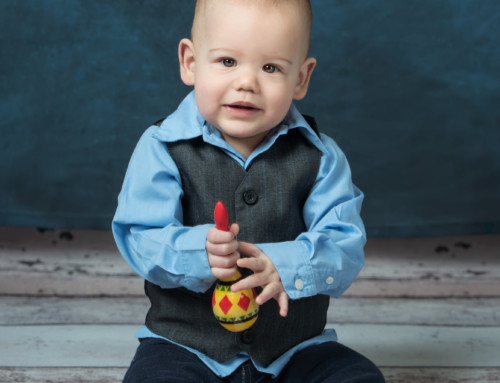 Baby Boy Portrait Plan – Sitting Proud