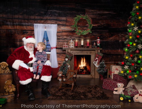 Share with Santa your wish list – Santa Experience