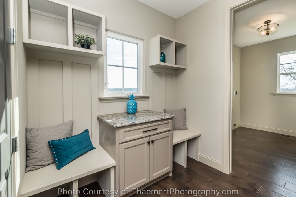 Mud Room Real Estate Photographer