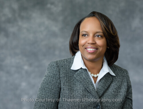 Woman Business Executive Class Headshot