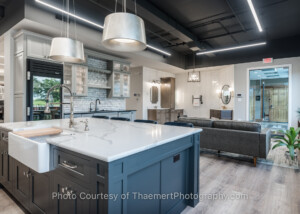 Commercial builder marketing photo