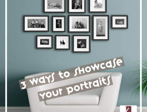 Three Ways to Showcase Your Family Portraits